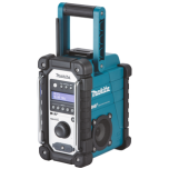 Raadio Makita DMR110 bluetooth, usb, DAB+