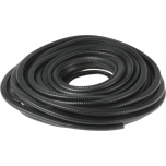 Kummitihend Must PVC 9,5/6,5mm